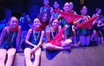 Premiado en Roma un grupo navarro de danza