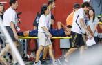 Asensio se rompe el ligamento cruzado y menisco externo de la rodilla izquierda