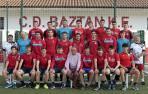 Equipo de fútbol para la temporada 2018/2019 del Baztán