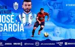 José García jugará en el Atlético Baleares cedido por el Extremadura