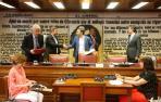 Toni Madaleno, elegido presidente de la Comisión Constitucional del Senado