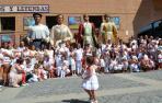 Alegría, respeto e igualdad para San Juan en las fiestas de Mendavia