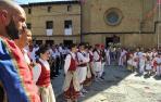 Fotos de la procesión de fiestas de Marcilla 2019, el 24 de agosto