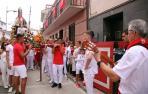 Fiestas de Milagro: Procesión de San Blas