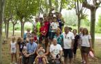 Vecinos de Torres del Río, en un grupo para conocer la biodiversidad de su entorno