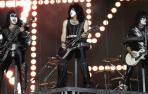 Kiss desata su espectáculo total en la última noche del Rock Fest Barcelona