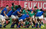 Irlanda aparca la incertidumbre y sella su pase a cuartos