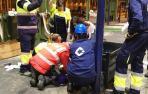 Herido muy grave un trabajador de la empresa Transformados Zalain (Lesaka)