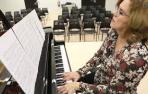Sandra Meyers, una nueva vida musical en Pamplona