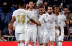 El Real Madrid vence con comodidad al Leganés