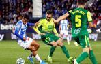 El Eibar deja al Leganés en una situación delicada