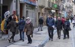 El IAE se estabiliza en Estella con altas y bajas que se compensan