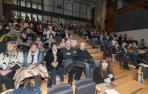 Amimet celebra sus 40 años de historia homenajeando a sus impulsores
