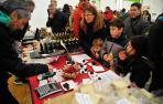 La Feria de la Trufa de Orísoain será solidaria con la Valdorba