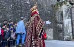 Entrada de los Reyes Magos a Pamplona