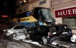 Grave accidente en Estella