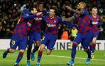 Messi brinda la primera victoria a Setién