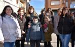 Deporte rural en Buñuel en el día de San Antón