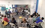 Berrioplano sigue a Egüés en el porcentaje de población joven