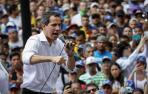 """Guaidó convoca a la """"protesta sostenida"""" en Venezuela, con Bolivia como ejemplo"""