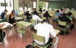 8.800 alumnos de ESO y 1º de Bachillerato se examinan de los suspensos de junio
