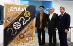 Un artista navarro crea el cartel oficial de la Vuelta al País Vasco 2020