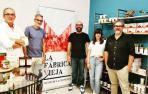 San Adrián firma un convenio para difundir su patrimonio industrial