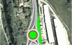 El primer tramo de la N-121-A tendrá nuevas rotondas para acceder a Oricáin y Sorauren