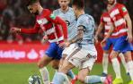 Un empate provechoso para Granada y Celta