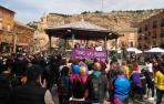 Fotos de la celebración del Día de la Mujer en localidades de Tierra Estella