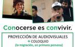 Buñuel acoge la actividad contra el racismo y el miedo a las personas migrantes
