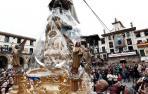 Tudela celebra la Bajada del Ángel de Semana Santa 2019