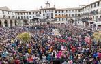 Todas las fotografías de la Bajada del Ángel 2019 en Tudela