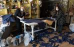 Las máquinas de coser echan humo en la Ribera