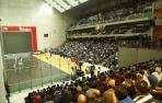 Aspecto del frontón Bizkaia de Bilbao, en una de las últimas finales disputadas.