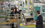 La planta de BSH en Esquíroz fabrica desde hoy lavavajillas compactos