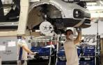 Fotos del regreso a la actividad en Volkswagen Navarra