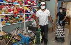 Cáritas de Estella atiende a 175 hogares, 36 sumados desde marzo