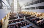 La UPNA presenta el Plan de Vinculación con la sociedad en el Día de la Universidad