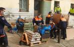 Protección Civil de Tudela, al pie del cañón frente al coronavirus