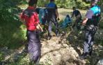 Localizada una mujer con una lesión de rodilla cerca del río Arga
