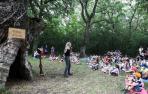 El Club de Campo Zuasti presenta el libro 'El bosque animado'