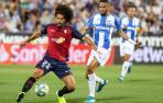 Fotos del Leganés 0- 1 Osasuna