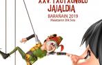 El XXV Festival de Títeres y Marionetas de Barañáin ya tiene cartel