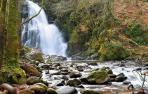 La cascada del Xorroxin, un paraíso natural