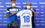 """Rober Ibáñez: """"En el Leganés me quedé con ganas de más"""""""