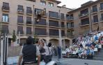 El Festival de Circo llega a las calles de Tudela