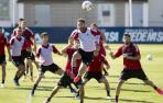 Osasuna convoca a 25 futbolistas para el partido contra el Mirandés