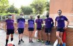 La VII Carrera Solidaria de Ziordia dona 7.016€ a cuatro entidades