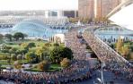 Cancelado el Maratón de Valencia